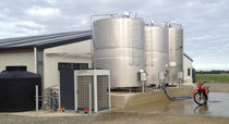 Milk Cooling Systems