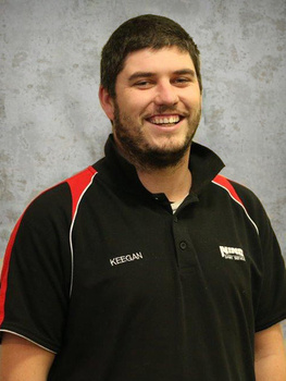Keegan Ward, Effluent and Plumbing Foreman